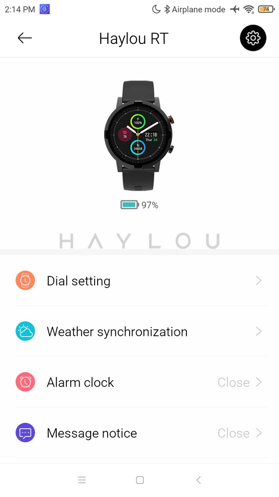 Haylou RT LS05S