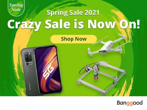 Banggood Spring Sale