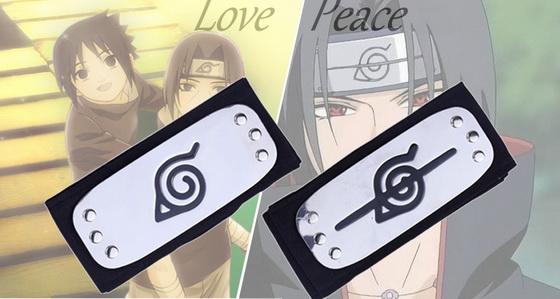 Anime Naruto Headband