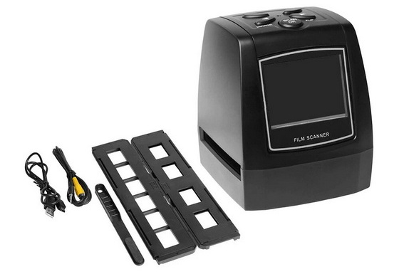 Negative Film Scanner