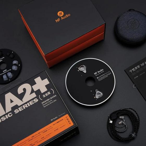 NF Audio NA2+