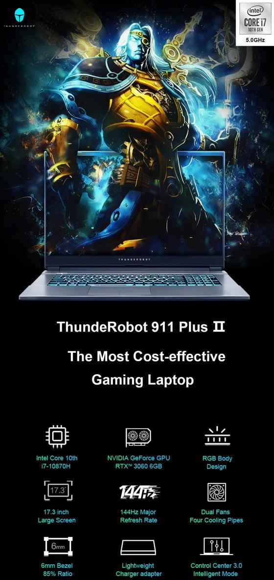 ThundeRobot 911 Plus