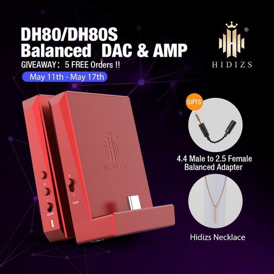 Hidizs DH80