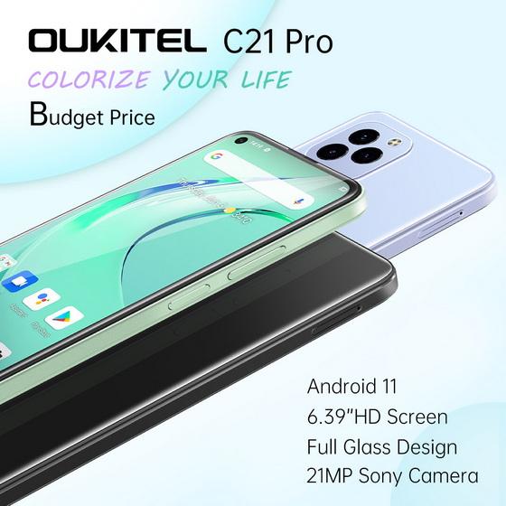 Oukitel C21 Pro