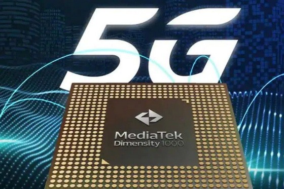 Dimensity 5G