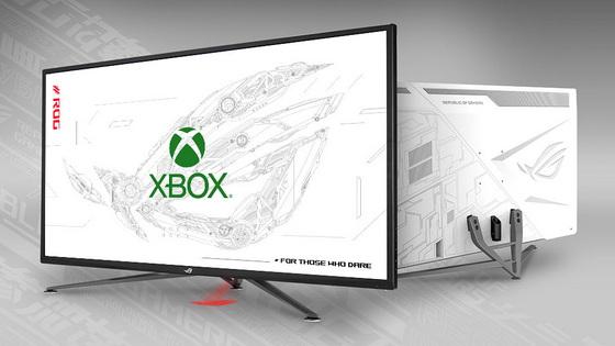 ROG Strix XG43UQ Xbox Edition