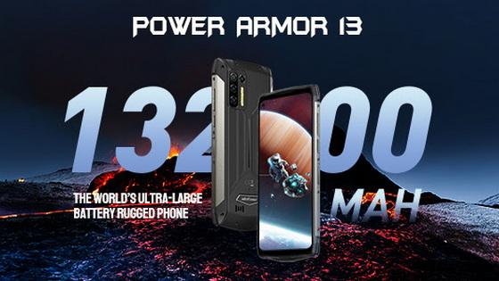 Ulefone Power Armor 13